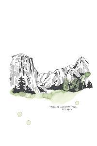 Nation Park Yosemite by Natasha Marie