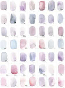Purple Swatches by Natasha Marie