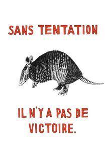 Sans Tentation il n'y a pas de Victoire by Natasha Marie