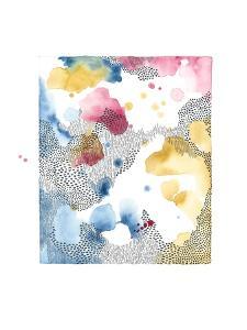 Watercolor Mix 1 by Natasha Marie