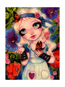 Alice and The Talking Garden by Natasha Wescoat