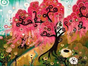 Cherry Blossom Willow by Natasha Wescoat