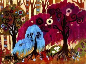 Deep Forest by Natasha Wescoat