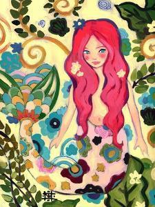 Spring Mermaid by Natasha Wescoat
