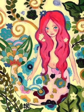Spring Mermaid