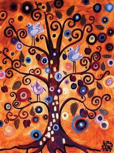 Tree of Life I by Natasha Wescoat