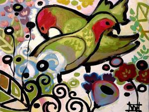 Two Love Birds by Natasha Wescoat