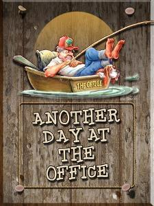 Another Day at the Office by Nate Owens