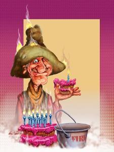 Big Birthday by Nate Owens