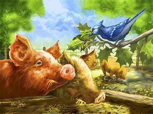 Hog Heaven by Nate Owens