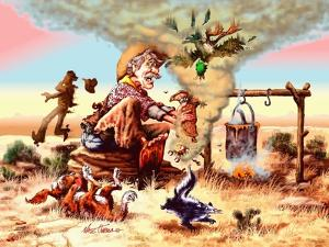 Prairie Pollution by Nate Owens