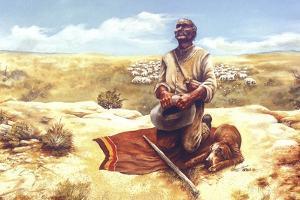 Prairie Prayer by Nate Owens