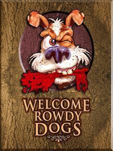 Rowdy Dog by Nate Owens