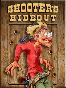 Shooters Hideout by Nate Owens