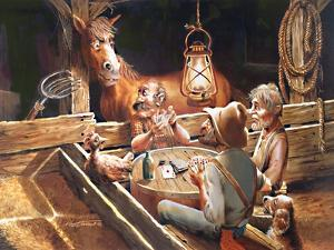 The Poker Hand by Nate Owens