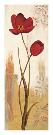 Panneau Tulipe