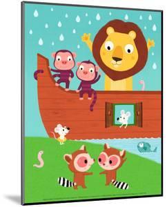 Noah's Ark I by Nathalie Choux