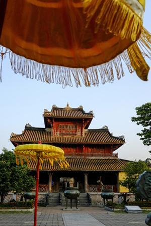 Hien Lam Pavilion, Forbidden City in Heart of Imperial City