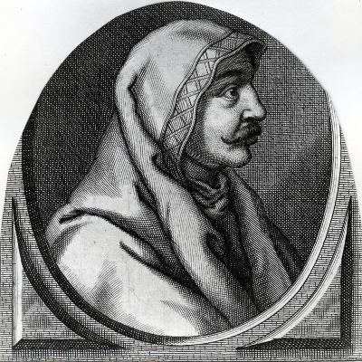 Nathan of Gaza, 17th Century--Giclee Print