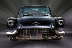 Classic Car by Nathan Wright
