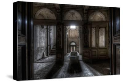 Haunted Interior Bathroom