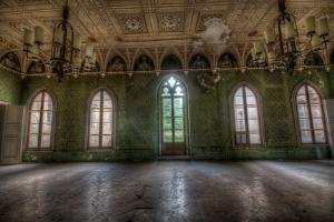 Haunted Interior by Nathan Wright
