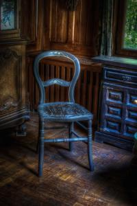 Old Chair by Nathan Wright