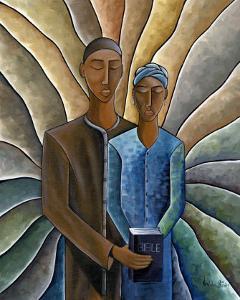 Spiritual Bonding by Nathaniel Barnes
