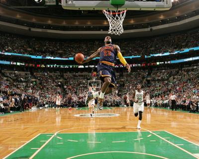 Cleveland Cavaliers v Boston Celtics - Game Three