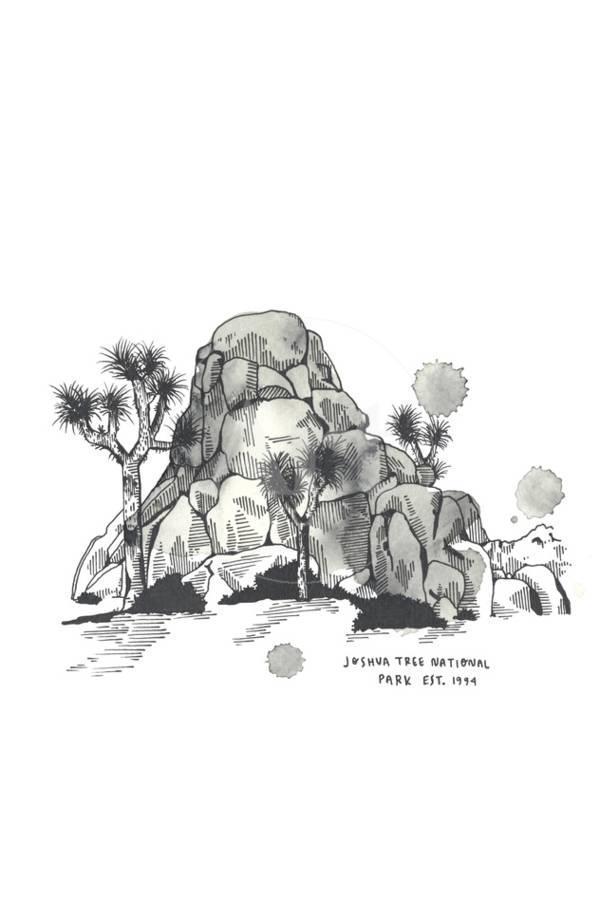 Nation Park Joshua Tree Giclee Print Natasha Marie Art Com Download 104 cartoon joshua stock illustrations, vectors & clipart for free or amazingly low rates! nation park joshua tree by natasha marie