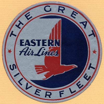 National Air and Space Museum: Eastern Air Lines--Art Print