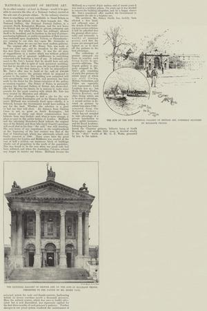 National Gallery of British Art-Joseph Holland Tringham-Giclee Print