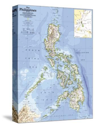 1986 Philippines Map
