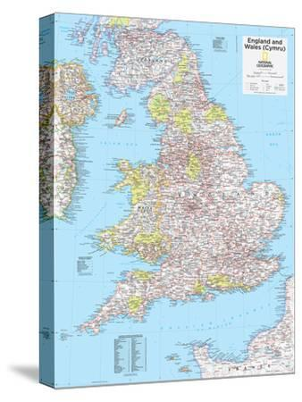 Geographic Map Of England.Beautiful Maps Of England Canvas Artwork For Sale Posters And