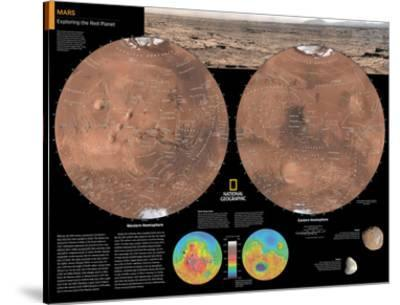 2014 Mars - National Geographic Atlas of the World, 10th Edition by National Geographic Maps