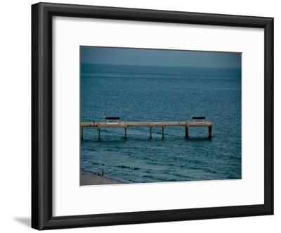 A Pier in Gulf Shores, Alabama