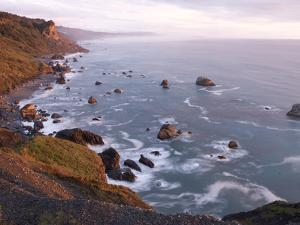 The High Bluffs of Redwood National Park by National Geographic Photographer