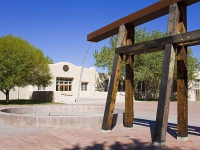 National Hispanic Cultural Center, Albuquerque, New Mexico, United States of America, North America-Richard Cummins-Photographic Print