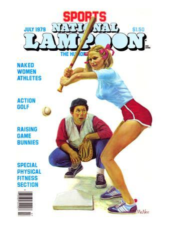 National Lampoon, July 1979 - Sports
