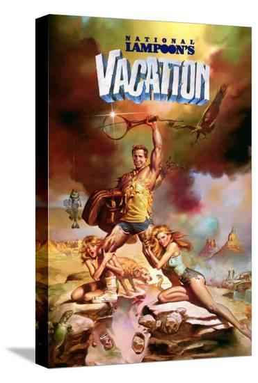 National Lampoon's Vacation--Stretched Canvas Print