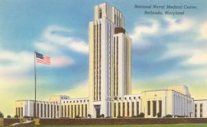 National Naval Medical Center, Bethesda, Maryland