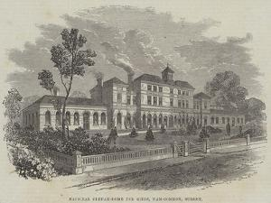 National Orphan-Home for Girls, Ham-Common, Surrey