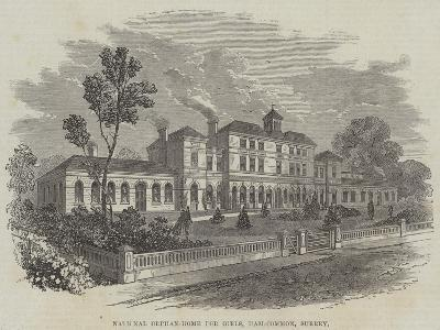 National Orphan-Home for Girls, Ham-Common, Surrey--Giclee Print