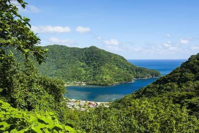 National Park of American Samoa, Tutuila Island, American Samoa, South Pacific-Michael Runkel-Photographic Print