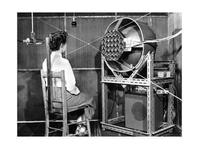 Acoustics Test, 1954