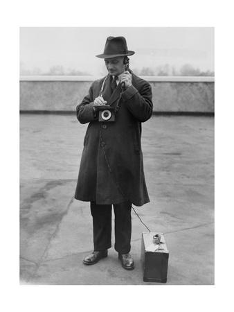 Measuring Noise, 1932