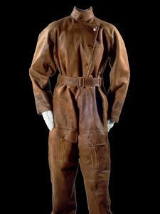 National Postal Museum: Amelia Earhart's Flight Suit