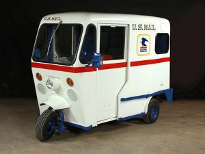 National Postal Museum: Westcoaster Mailster Delivery Vehicle