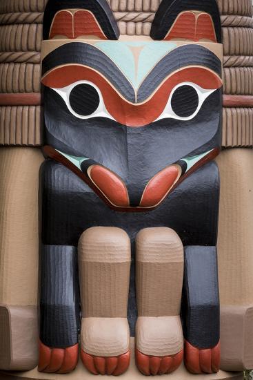 Native American Todem XI-Kathy Mahan-Photographic Print