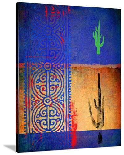 Native Desert I-Parker Greenfield-Stretched Canvas Print